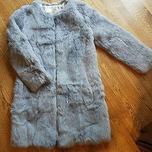 New,Real rabbit fur jacket